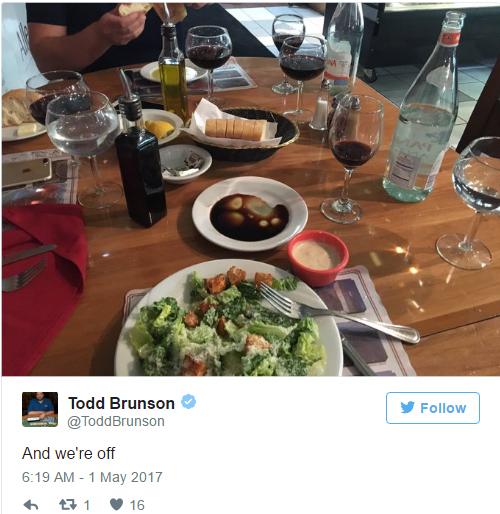 Брансон и Пескатори занялись ресторанным бизнесом