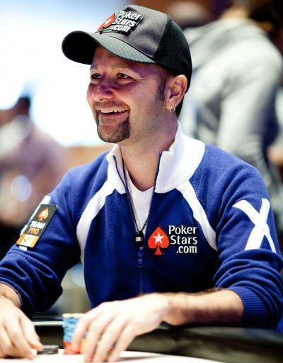 Легенда покера Даниель Негреану