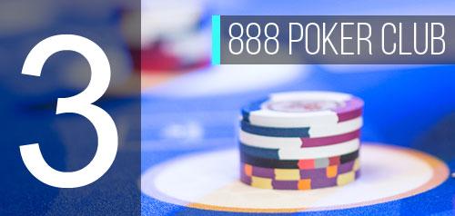 Программа лояльности 888Poker