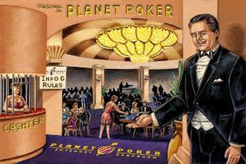 Онлайн-покер празднует свое 20-летие
