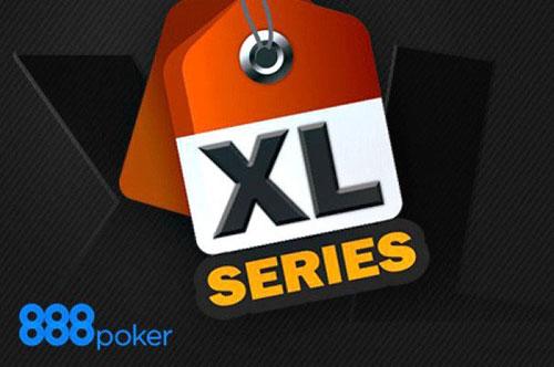 6-й сезон Super XL Series на 888Poker