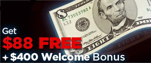 Приветственный бонус 888 Poker