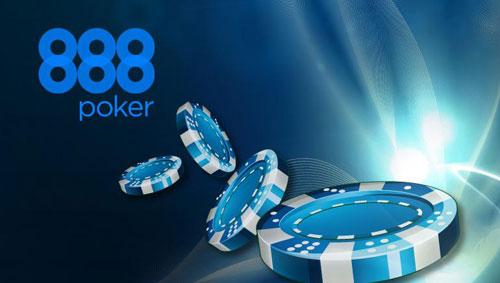 888Poker празднует запуск BLAST