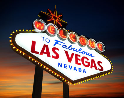 Годовщина свадьбы в Лас-Вегасе