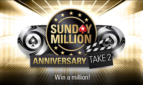Как прошел Sunday Million Anniversary Take 2