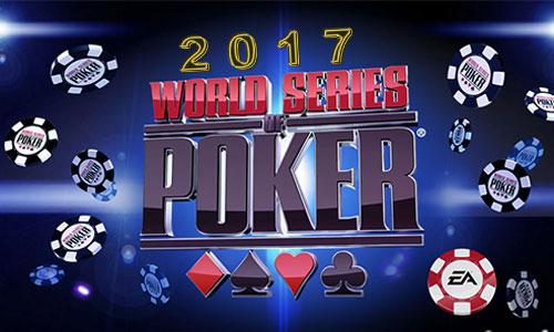 Расписание WSOP 2017 года