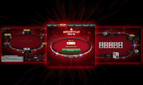 PokerStars запустили Showtime Hold'em