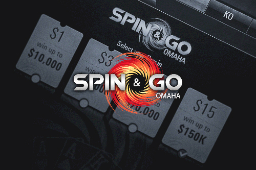 PokerStars запустили Spin&Go по Омахе